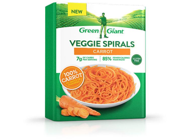 Green Giant Veggie Spirals Carrot