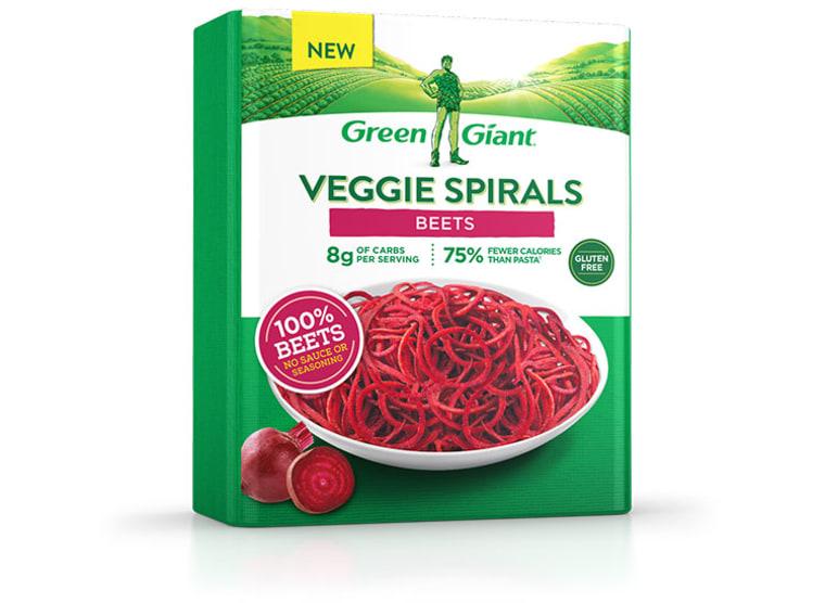 Green Giant Veggie Spirals Beets