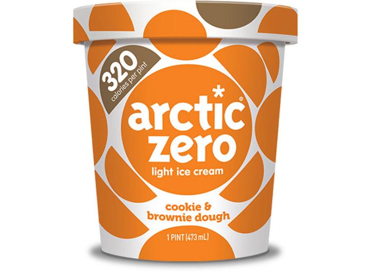 Arctic Zero Cookie & Brownie Dough Light Ice Cream