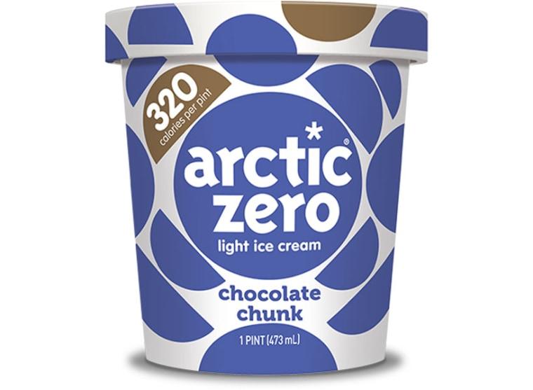 Arctic Zero Chocolate Chunk Light Ice Cream