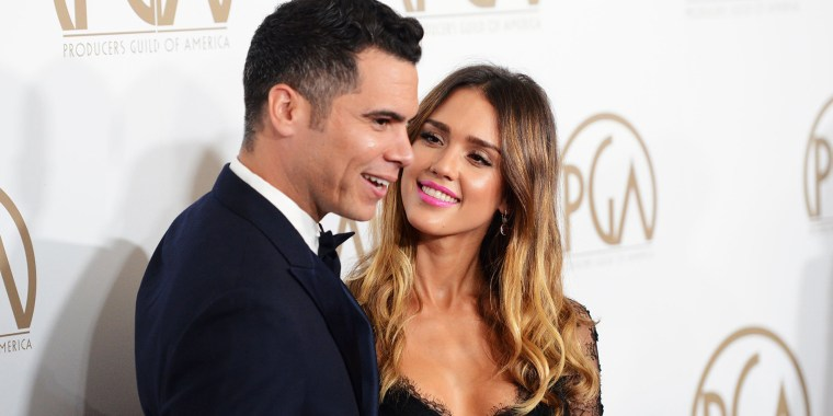Read The Message Jessica Albas Husband Penned For Her Birthday