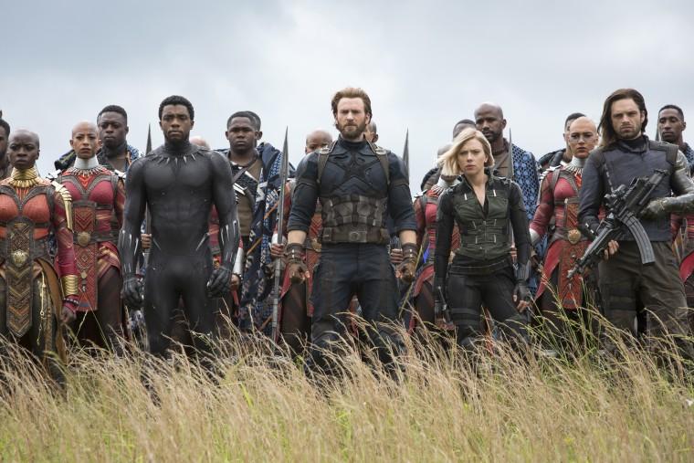 Image: Avengers: Infinity War