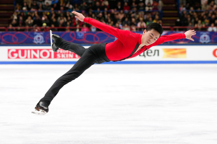 Image: World Figure Skating Championships 2018