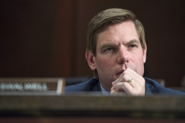 Rep. Eric Swalwell, D-Calif.