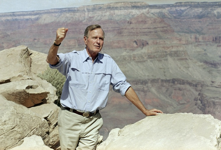 Image: George H.W. Bush