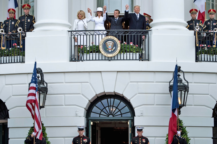 Image: US-FRANCE-POLITICS-DIPLOMACY