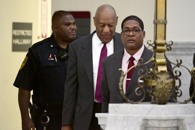 Image: Jury Expected To Begin Deliberations In Bill Cosby Indecent Assault Trial