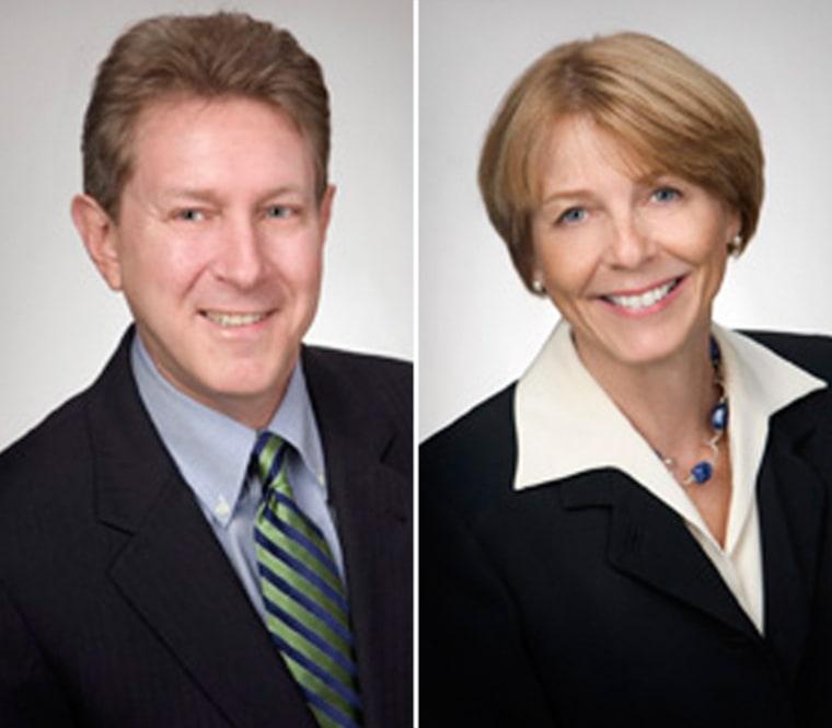 Image: Marty and Jane Raskin