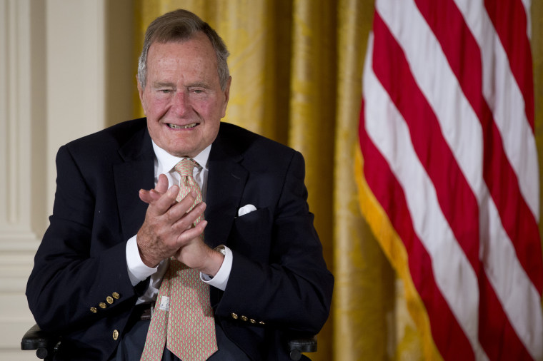 Image: George H. W. Bush