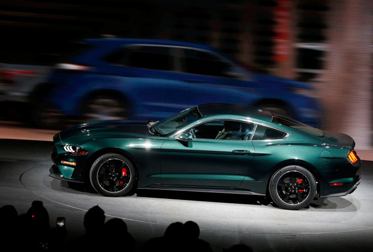 Ford To Stop Making All Passenger Cars Except The Mustang - Ford show car