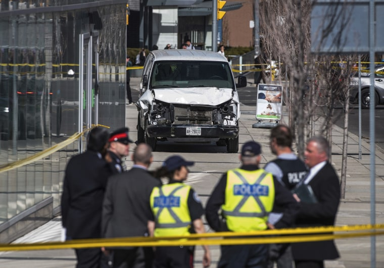 Image: Alek Minassian Toronto van attack