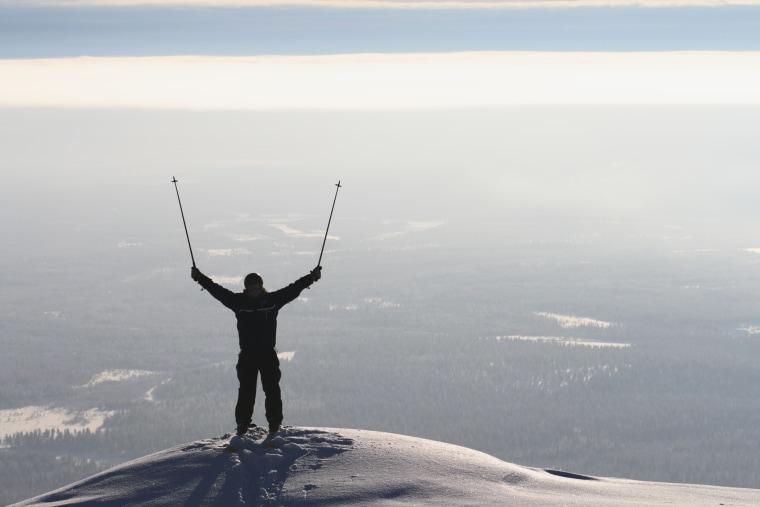 Image: Skier