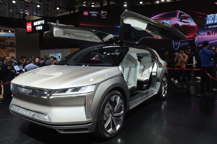 Image: Beijing Auto Show