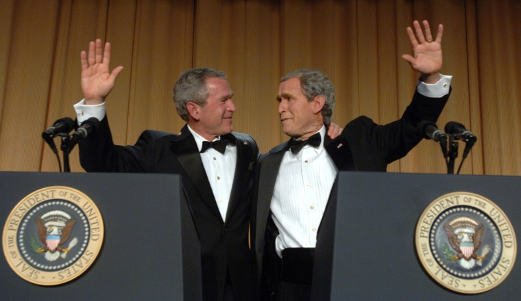 Image: The White House Correspondents' Dinner