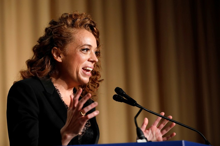 Comedian Wolf performs at the White House Correspondents' Association dinner in Washington