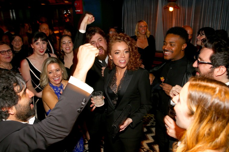 Image: Comedian Michelle Wolf attends the Celebration After the White House Correspondents' Dinner hosted by Netflix's The Break with Michelle Wolf on April 28, 2018 in Washington, DC.