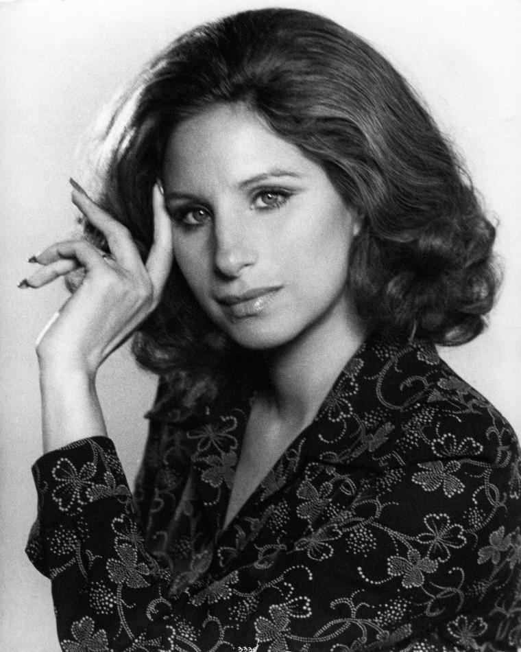 Image: Barbra Streisand in The Way We Were