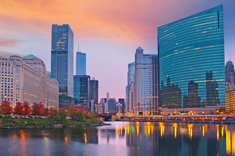 Chicago Memorial Day travel