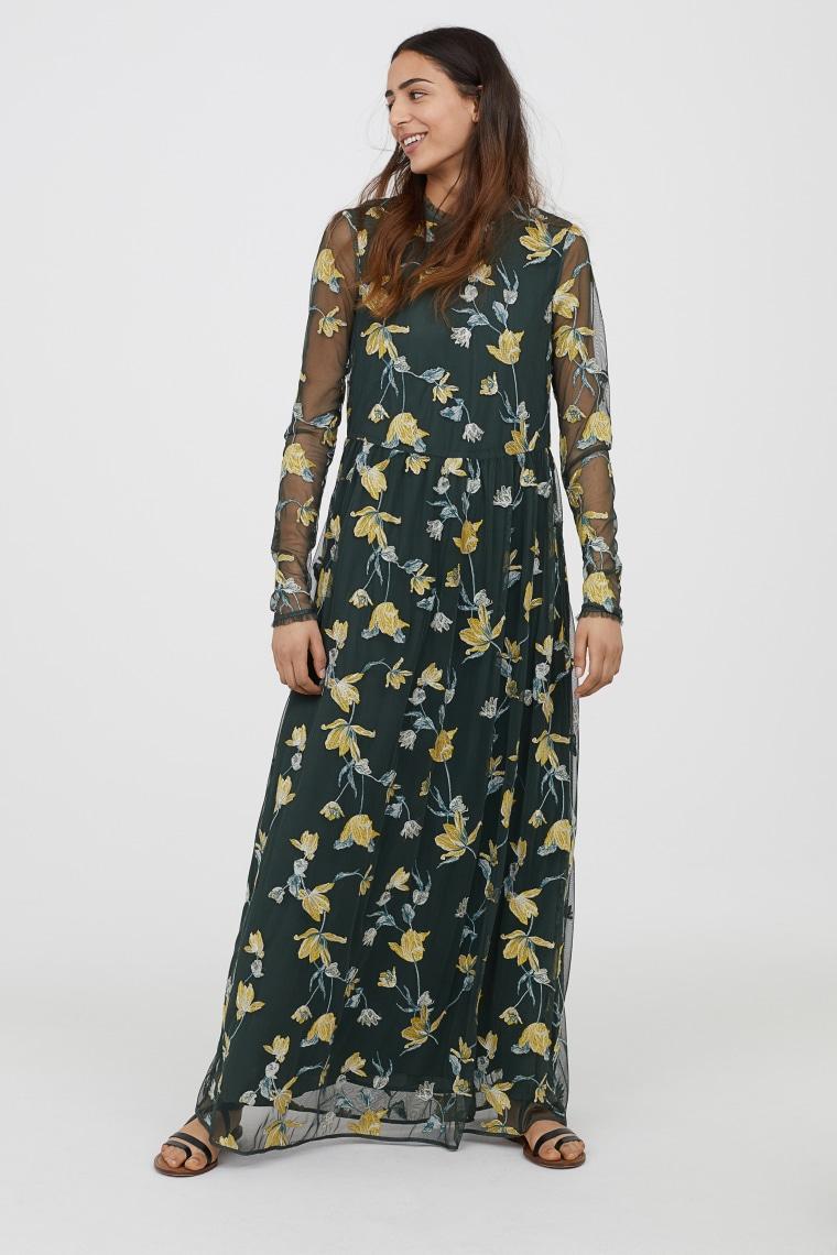 H&M, modest fashion