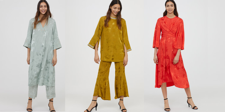 modest fashion, H&M