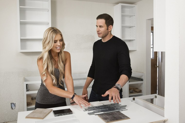 Tarek christina el moussa open up about 39 flip or flop for Best way to flip houses