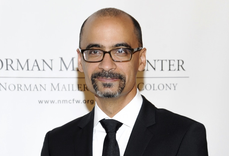 Image: Junot Diaz at the 5th annual Norman Mailer Center benefit gala
