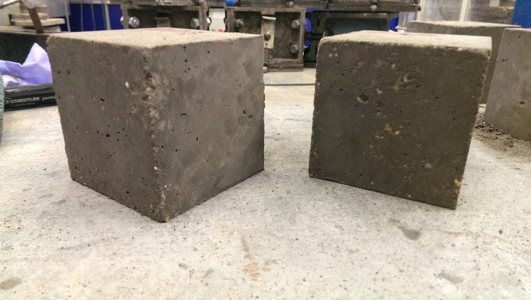 Image: Graphene concrete