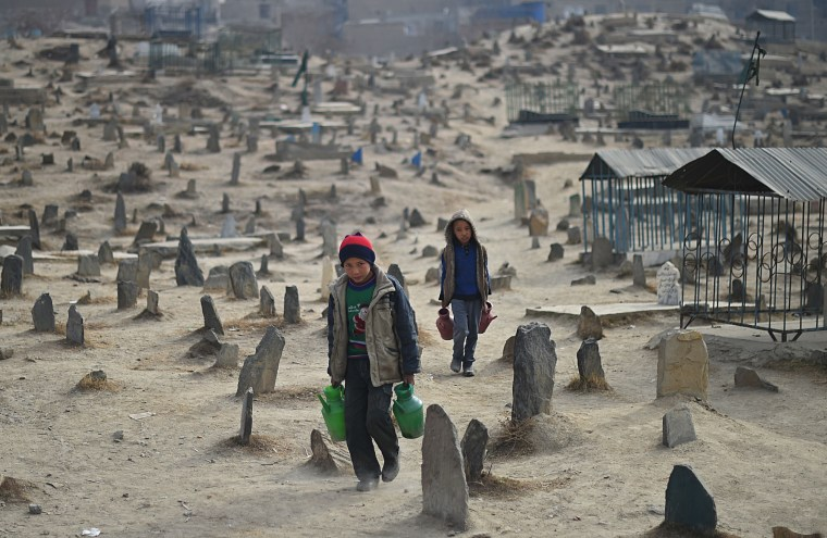 Image: TOPSHOTS-AFGHANISTAN-SOCIETY