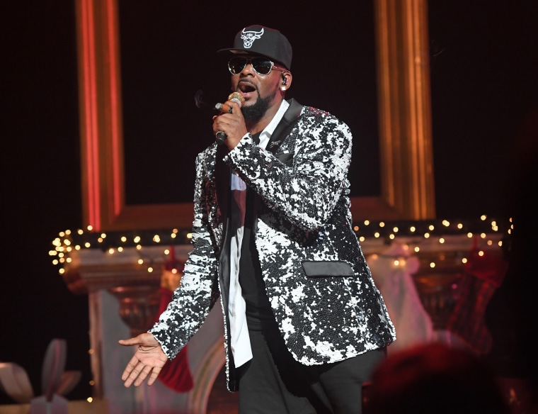 R  Kelly addresses sexual assault allegations in 19-minute song 'I