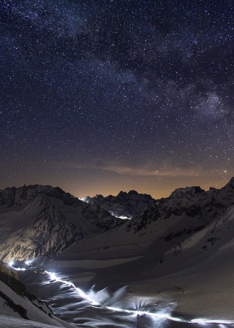 Image: Patrouille des Glaciers 2018