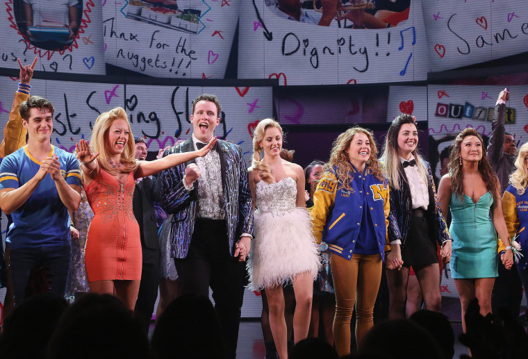 Image: Mean Girls musical
