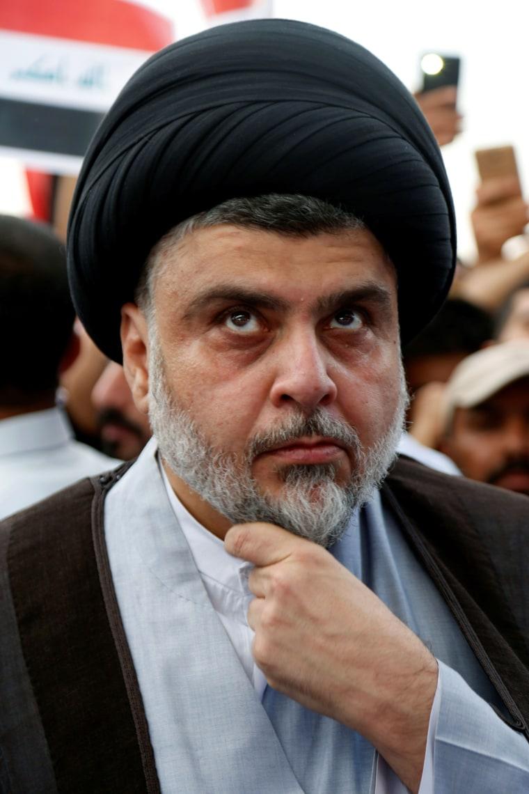 Image: Muqtada al-Sadr
