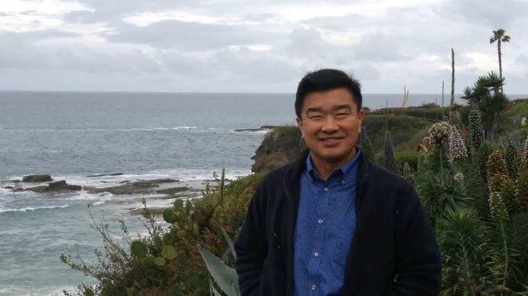 Image: Handout photo of Tony Kim, one of the three Americans being held captive by North Korea, is seen in this photo taken in California in 2016