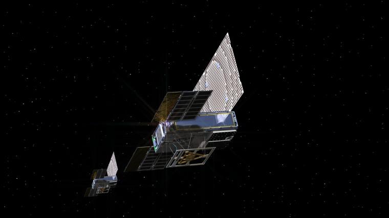 Image: Mars Cube One