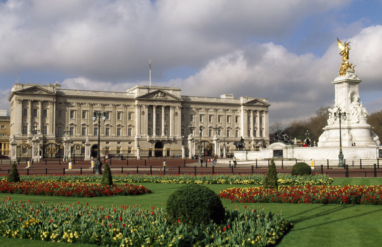 Image: Buckingham Palace, London, England