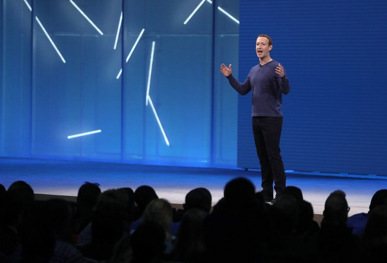Image: Mark Zuckerberg Addresses F8 Facebook Developer Conference