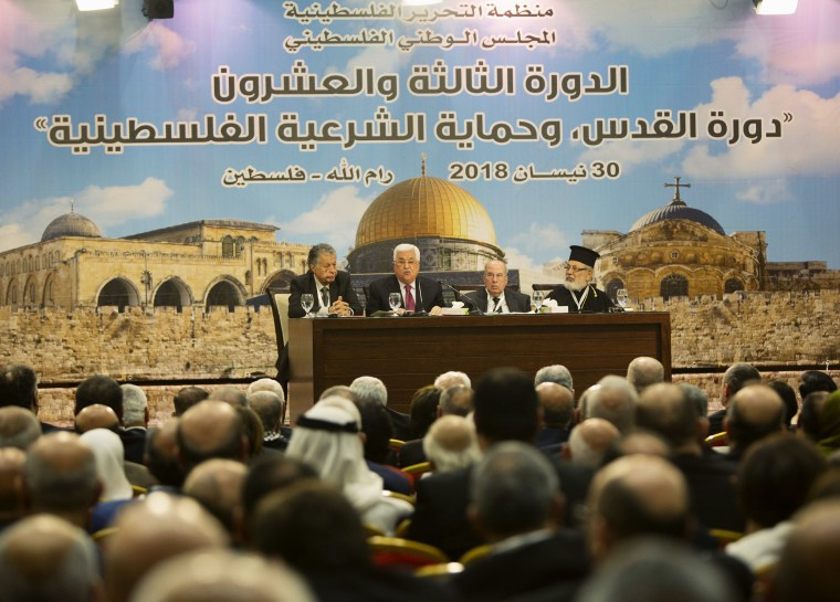 Image: Palestinian National Council