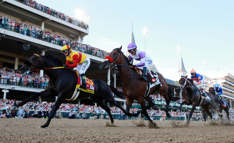 Image: Kentucky derby