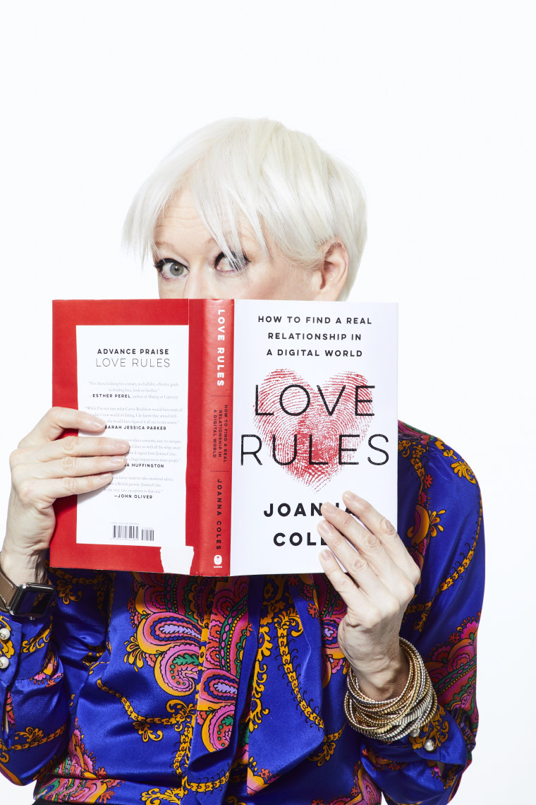 "In her book, ""Love Rules: How to Find a Real Relationship in the Digital World,"" Joanna Coles lays out the rules of the road for navigating online dating."