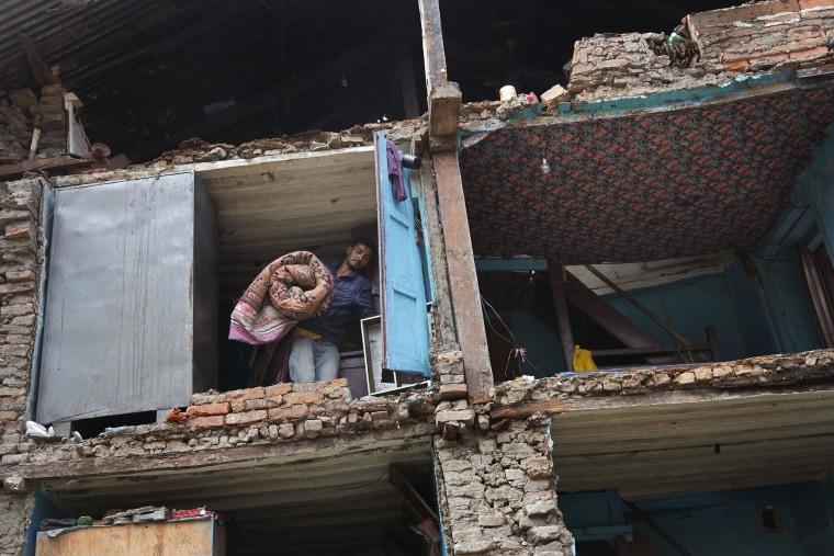Image: Nepal Earthquake