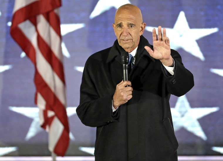 Image: Inaugural Committee chairman Tom Barrack