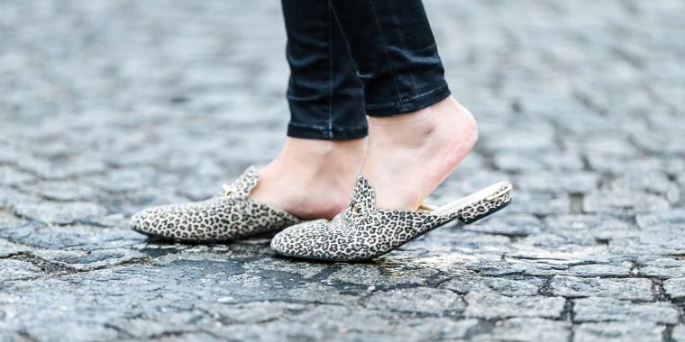 Mules slides shoes