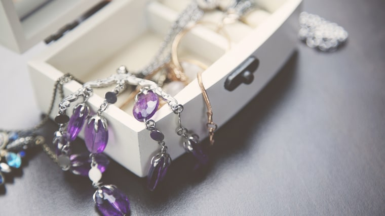 How to clean your sterling silver and gold jewelry at home
