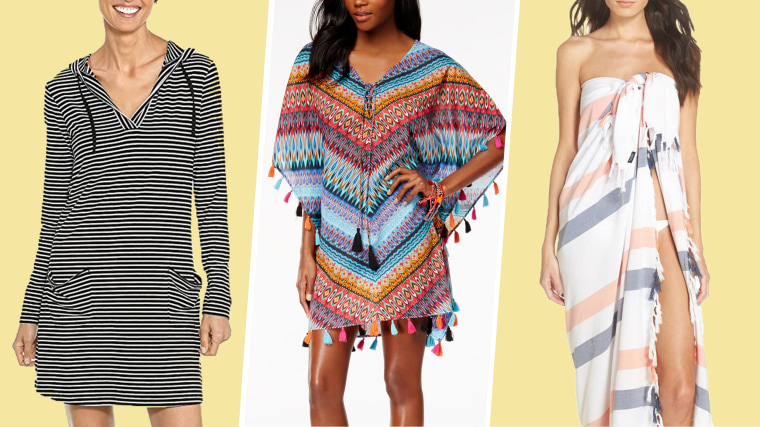e9879dd290 Best swimsuit cover-ups and kaftans and where to buy them