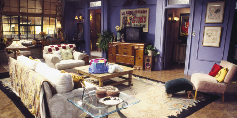Here S What Monica Apartment From Friends Would Look Like
