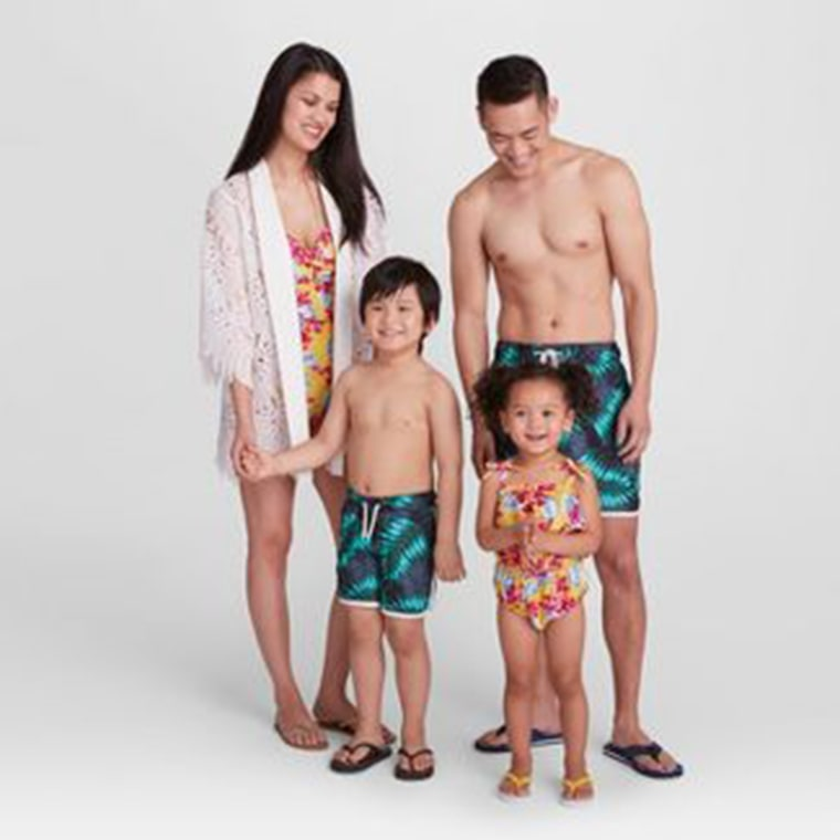 target debuts matching family outfits from oshkosh line