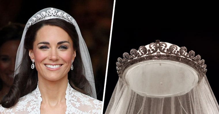 Will Meghan Markle wear Princess Diana's tiara?