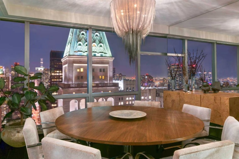 Tom Brady and Gisele Bundchen NYC apartment