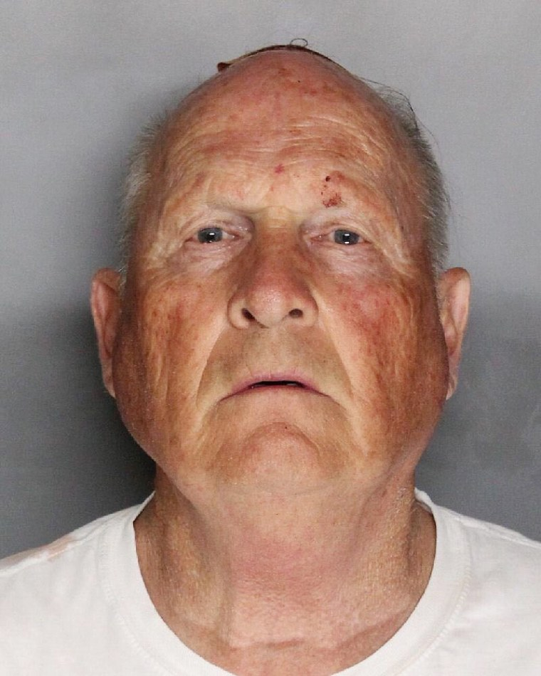 Image: Golden State Killer Joseph James Deangelo