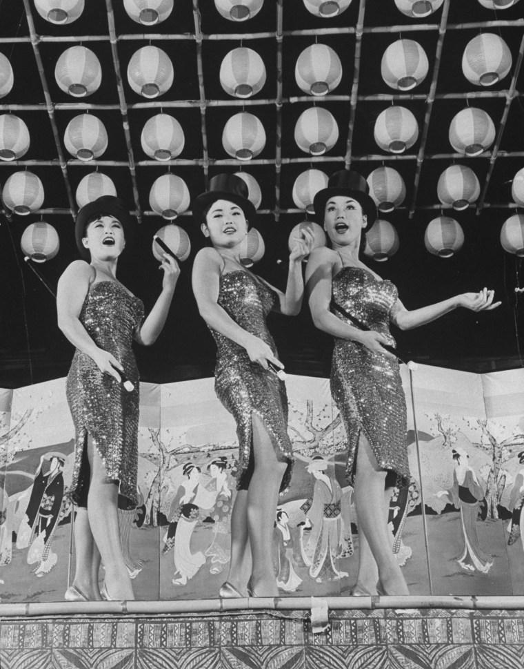 Image: The Kim Sisters